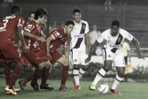 Vasco perde para Vila Nova em São Januário e acumula quinta partida sem vencer