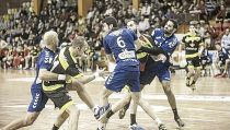 Balonmano Aragón deja escapar un punto en el último segundo