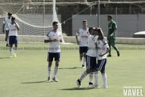 Fotos e imágenes del Deportivo Aragón 4-2 Belchite 97, jornada 1 de Tercera División