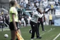 """Roger comemora triunfo e ressalta confiança em Negueba: """"A dúvida não era minha"""""""