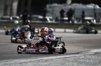 Caio Collet satisfeito com primeira participação representando a Birel ART Racing em Adria na Itália
