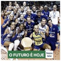Após 20 anos, Unilever deixa o vôlei do Rio de Janeiro