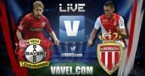 EN DIRECT/LIVE Ligue des Champions : Bayer Leverkusen - AS Monaco