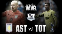 Aston Villa - Tottenham Hotspur Preview: Villans now battling for pride