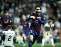 Messi marca no último minuto, Barcelona bate Real Madrid e assume liderança