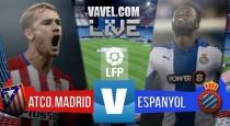 Atlético Madrid vs Espanyol en vivo y en directo online (1-0)