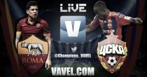 AS Roma vs CSKA Moscú en vivo y directo online