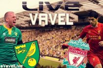 Norwich vs Liverpool LIVE: Score, Goals, Result and Stream Commentary of EPL 2014