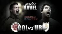 Previa Colombia - Uruguay: Los 'celestes' la siguiente tarea del seleccionado 'tricolor'