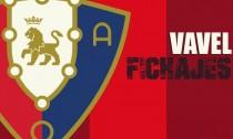 Fichajes CA Osasuna temporada 2016/17