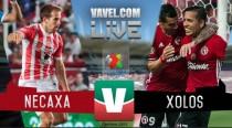 Necaxa sigue sin ganar en el Apertura 2016