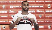 """Wesley é apresentado no São Paulo e revela: """"Procurava novos desafios''"""