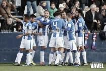 Así llega el Leganés al primer partido del año