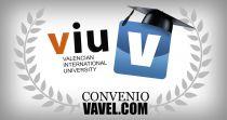 La VIU y VAVEL firman un convenio para mejorar la formación de los alumnos del Máster  de Periodismo