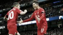 Once ideal de la decimotercera jornada de la Premier League