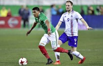 Seguimiento a Jesús Gallardo: México 1-0 Islandia