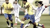 Las Palmas, siete partidos sin ganar fuera de casa
