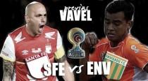 Independiente Santa Fe vs Envigado: con la llegada de Gustavo Costas la expectativa aumenta