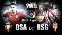 Previa Osasuna - Sporting de Gijón: creer en ti, Sporting