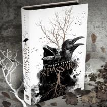 Os pássaros, livro que inspirou Alfred Hitchcock chega ao Brasil pela DarkSide Books
