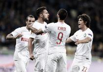 El Inter gana gracias al rival