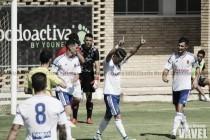Tercera victoria consecutiva del Deportivo Aragón