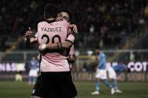 """Vazquez azzurro: """"Grazie Palermo, sono felice ed orgoglioso"""""""