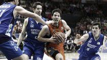 Valencia Basket - Gipuzkoa Basket: visita incómoda