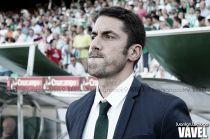 """Velázquez: """"Estoy muy contento y muy orgulloso de los futbolistas"""""""