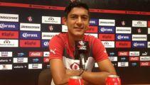 Gerardo Venegas confía en que su equipo saque el resultado en el Tec.