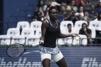 Keys y Williams avanzan sin problemas en Wuhan