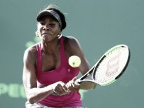 Venus Willians avanza en Miami