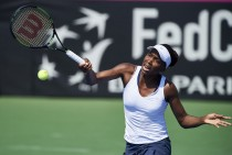 Fed Cup: USA vs Poland Day One Recap