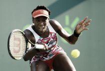 Venus Williams, invicta ante Caroline Wozniacki