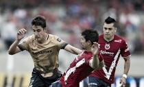 Veracruz y Pumas, sus números en el Apertura 2015