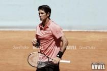 Fernando Verdasco saca a relucir todo su tenis en casa