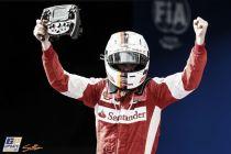 Y tras dos años de sequía... Ferrari is back