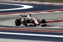 """Sebastian Vettel: """"Es una pena no haber llegado con ambos coches a la bandera a cuadros"""""""