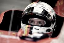 Sebastian Vettel domina sexta-feira de treinos livres para o GP do Bahrein