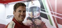 """Sebastian Vettel: """"Es la primera vez que dividimos a los Mercedes en seco"""""""