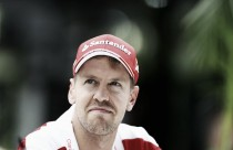 """Sebastian Vettel: """"Estoy confiado en que podremos estar más adelante mañana"""""""