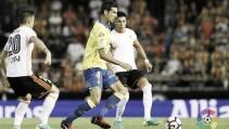 Las Palmas vence en la jornada inaugural de Primera quince años después