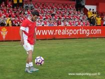 Víctor Rodríguez, mejor jugador VAVEL del Sporting en la Jornada 1