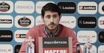 """Víctor Sánchez: """"El día de ayer queda en el pasado, estamos centrados en el encuentro de mañana"""""""