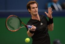 Murray marches on