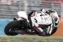 Xavi Vierge luchará por el título de Moto2 desde la pole