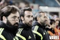 """Jorge Vilda: """"Hemos demostrado que sabemos sufrir"""""""