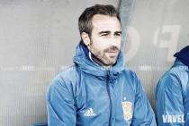 """Jorge Vilda: """"Es un equipo con hambre, con ilusión y con ganas de hacer las cosas bien"""""""