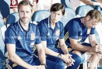 """Jorge Vilda: """"El objetivo es coger nivel competitivo"""""""