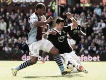 Aston Villa - Southampton: otro examen sin estudiar